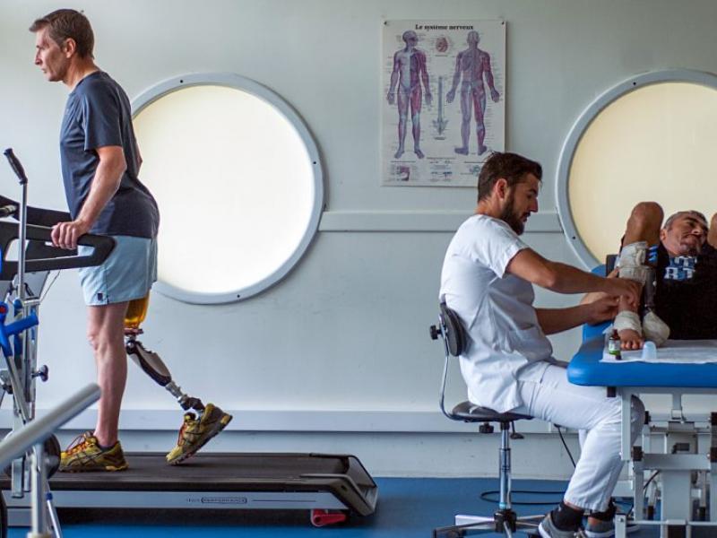 Physical Medicine and Rehabilitation  Turkey